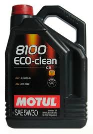 Моторное масло MOTUL 8100 ECO-CLEAN 5W30