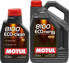 Моторное масло MOTUL 8100 ECO-CLEAN 0W30